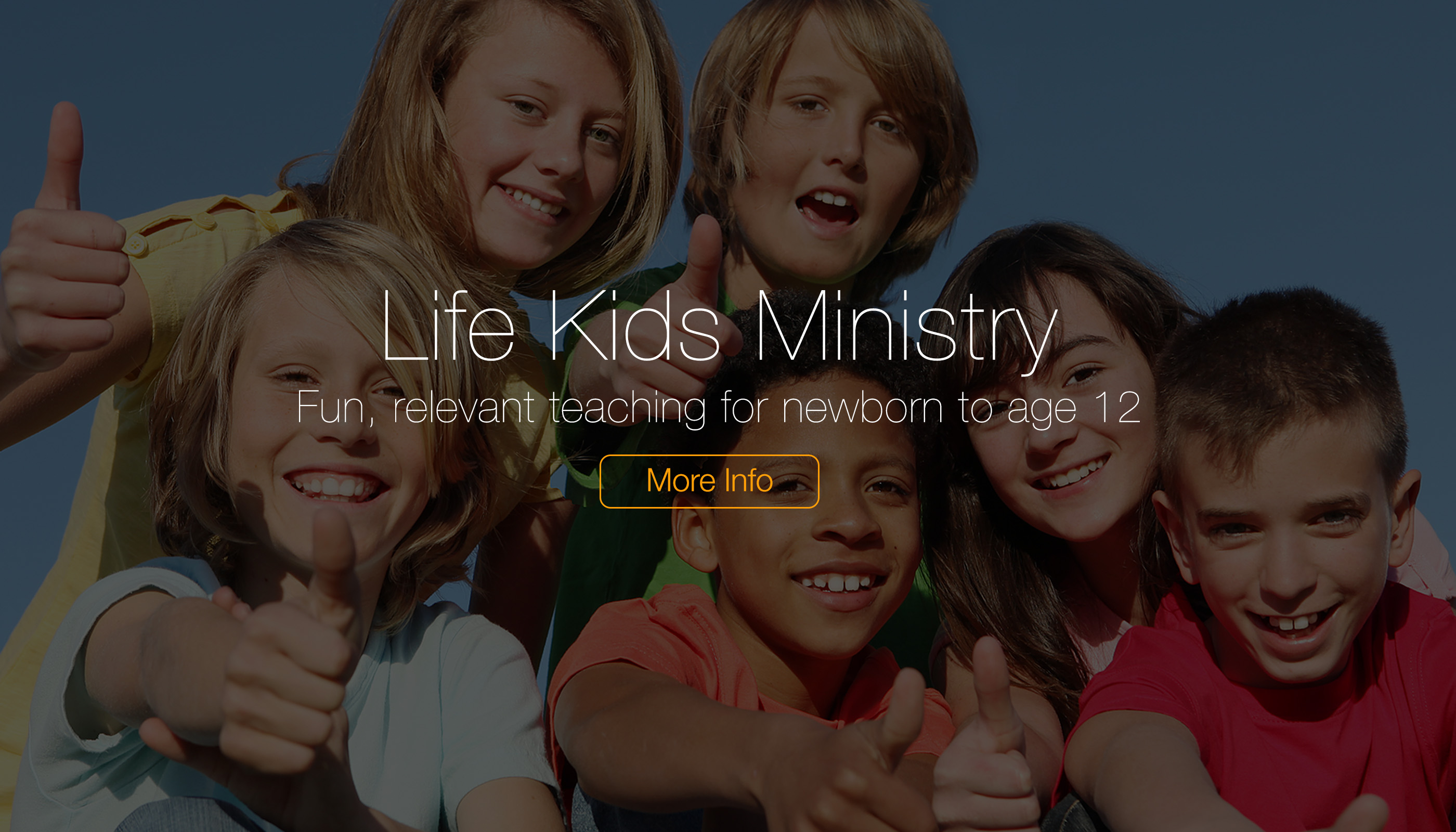 Kid's Ministry at the Life Church - Lisle