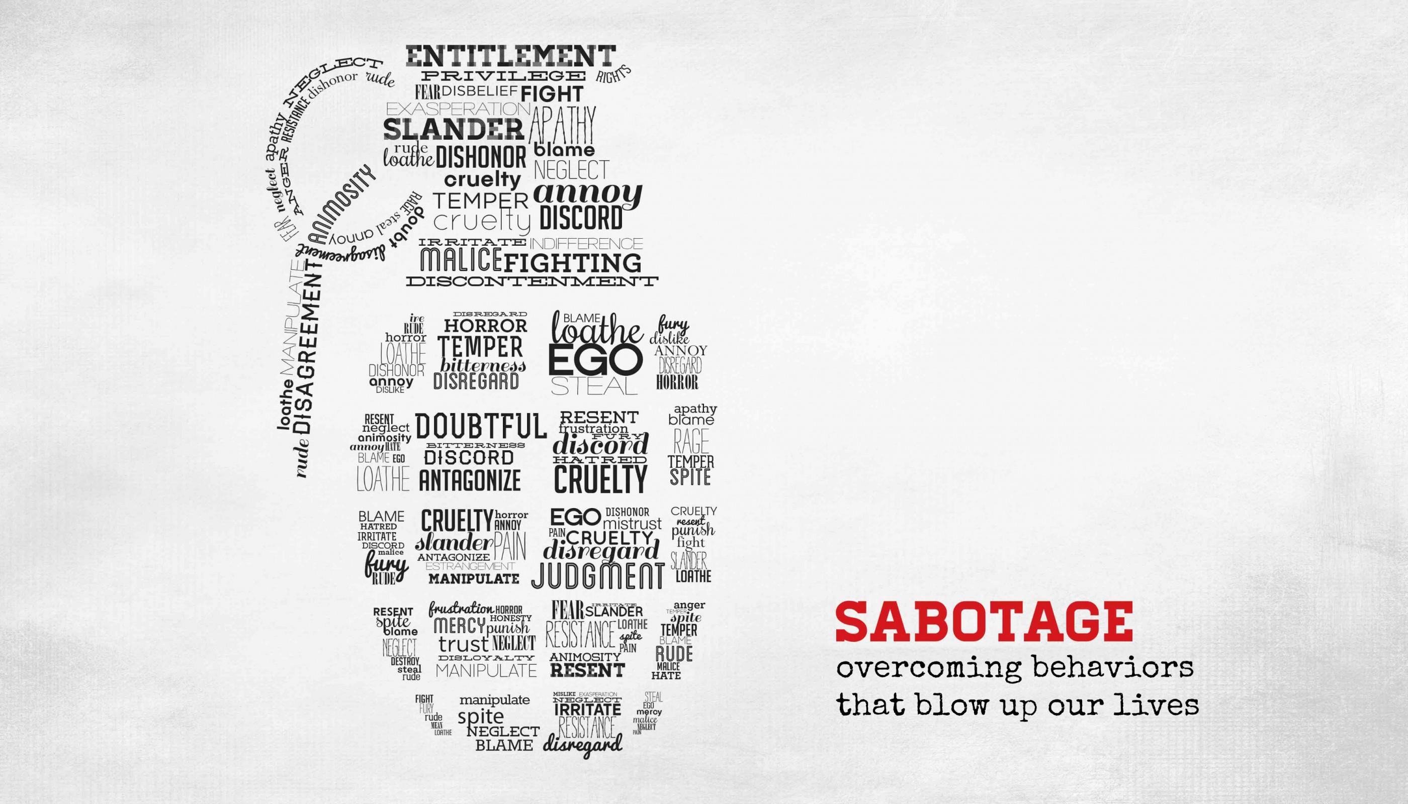 SabotageLg
